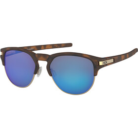Oakley Latch Key L Brillenglas, matte brown tortoise/sapphire iridium polarized